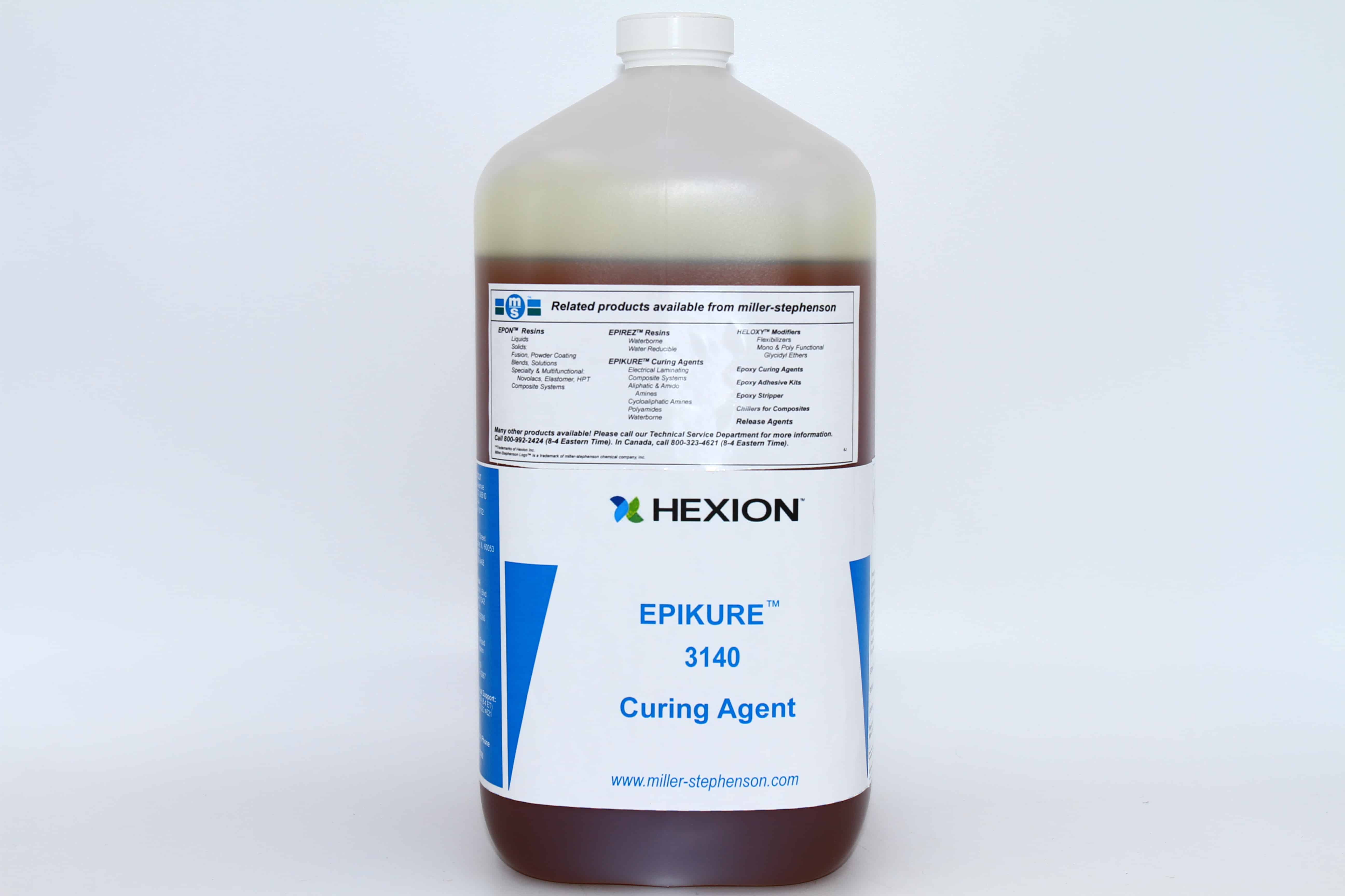 EPIKURE 3140 Curing Agent | EPOXY Curing Agent | Hexion