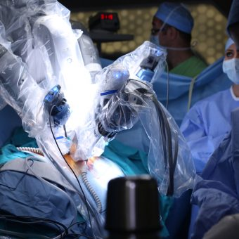medical device lubricants used in robotic surgery